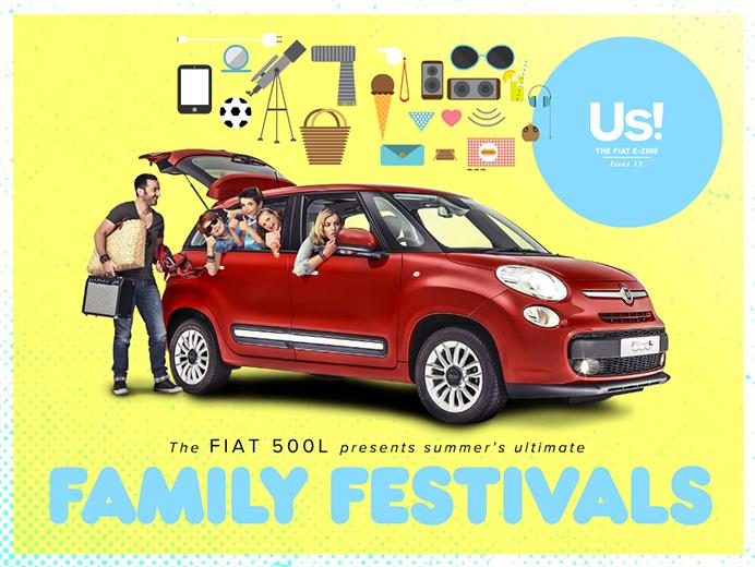 Fiat Patrick Hruby Illustration - Fiat promotion