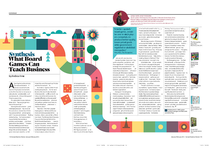 Harvard Business Review  Patrick Hruby Illustration